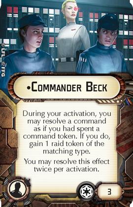 Commander Beck