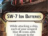 SW-7 Ion Batteries