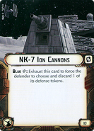 NK-7 Ion Cannons A1-5