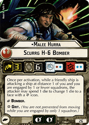 Malee Hurra Scurrg-H6 Bomber