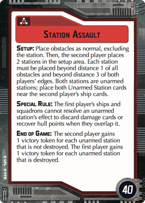 Station Assault