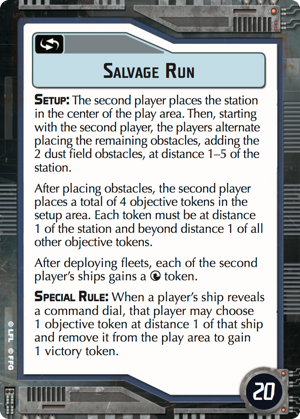 Salvage Run