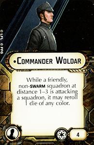 Commander Woldar