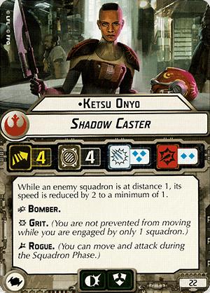 Ketsu Onyo Shadow Caster
