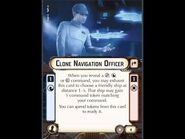 """How-to use Officer """"Clone Navigation Officer"""" - Star Wars Armada Explained (SWAE)"""