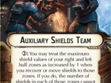 Auxiliary Shields Team