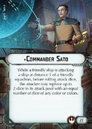 Commander Sato A1-5