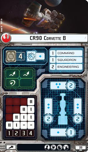 CR90 Corvette B