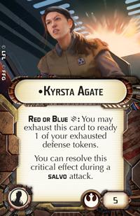 Kyrsta Agate