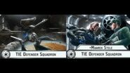 """How-to use Squadron """"TIE Defender"""" (and Unique) - Star Wars Armada Explained (SWAE)"""