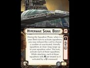 """How-to use Offensive Retrofit """"Hyperwave Signal Boost"""" - Star Wars Armada Explained (SWAE)"""