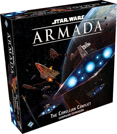 The Corellian Conflict - Epic Campaign Expansion