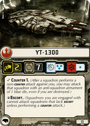 Luke Skywalker X-wing Squadron