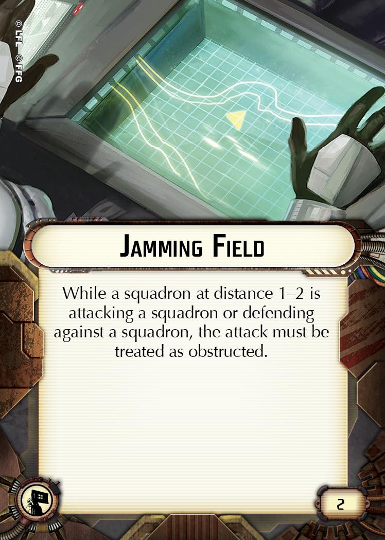 Jamming Field