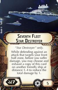 Seventh Fleet Star Destroyer