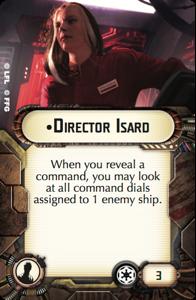 Director Isard