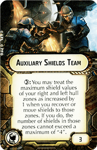 Auxilliary Shields Team