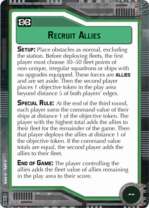 Recruit Allies