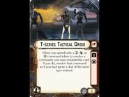 """How-to use Officer """"T-Series Tactical Droid"""" - Star Wars Armada Explained (SWAE)"""