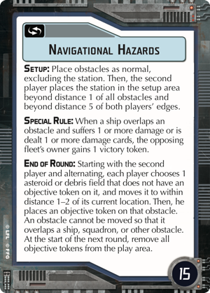 Navigational Hazards