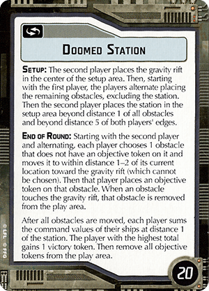Doomed Station