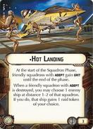 Hot Landing