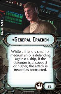 General Cracken