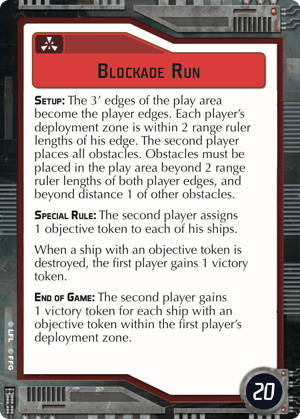 Blockade Run