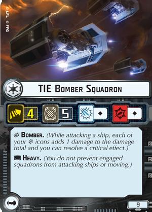 TIE Bomber Squadron