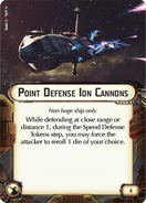 Point Defense Ion Cannons
