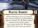 Reactive Gunnery