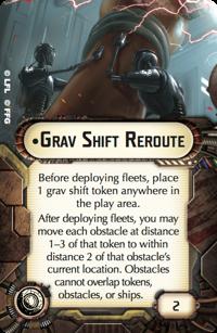 Grav Shift Reroute