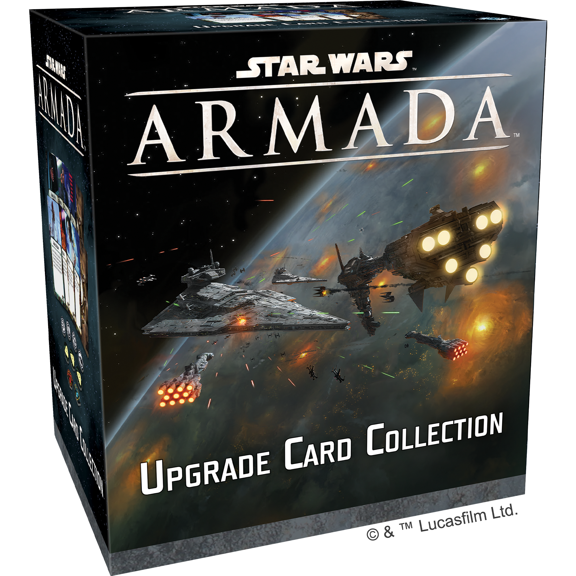 Upgrade Card Collection