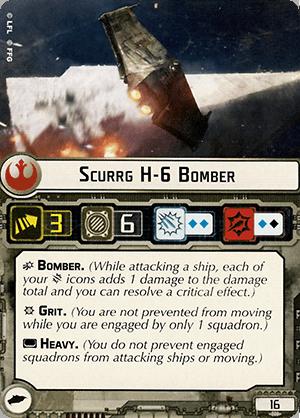 Scurrg H-6 Bomber