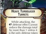 Heavy Turbolaser Turrets