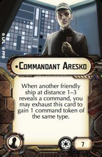 Commandant Aresko