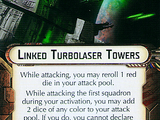 Linked Turbolaser Towers