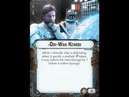 "How-to use Commander ""Obi-Wan Kenobi"" - Star Wars Armada Explained (SWAE)"