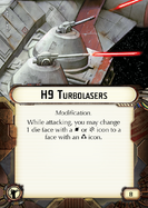 H9 Turbolasers A1-5