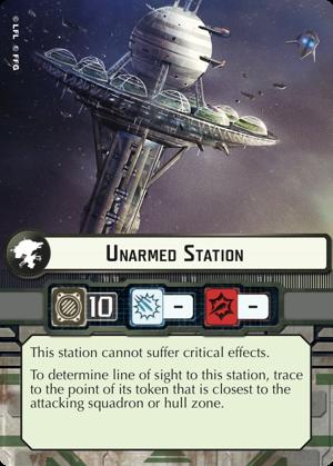Unarmed Station