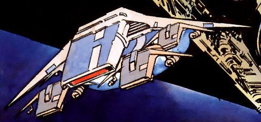 V-Wing Transport