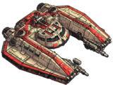 Vanguard-class Heavy Gunship