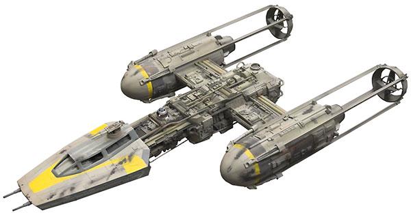 BTL Y-wing Starfighter