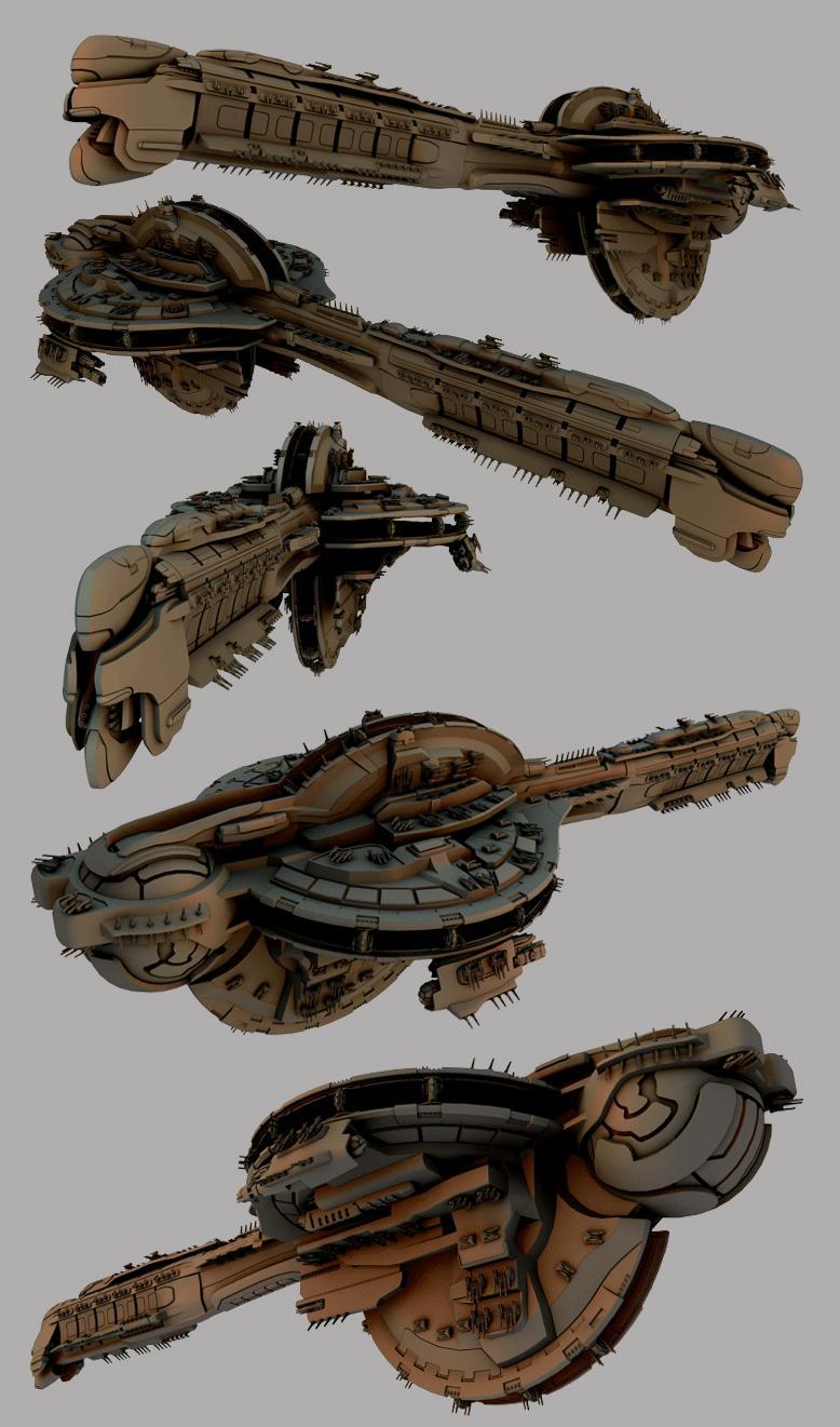 Sarithe-class Battlecruiser