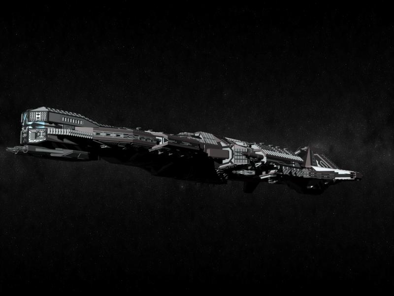 Patriot Class Heavy Star Cruiser