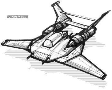 Blade-32 Starfighter