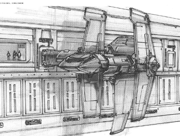 Citadel-class Cruiser