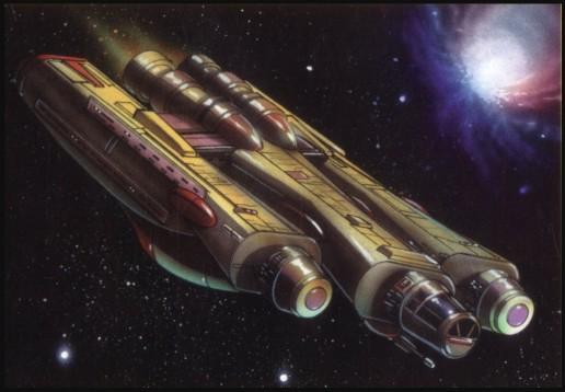 Arrow-class Blastboat