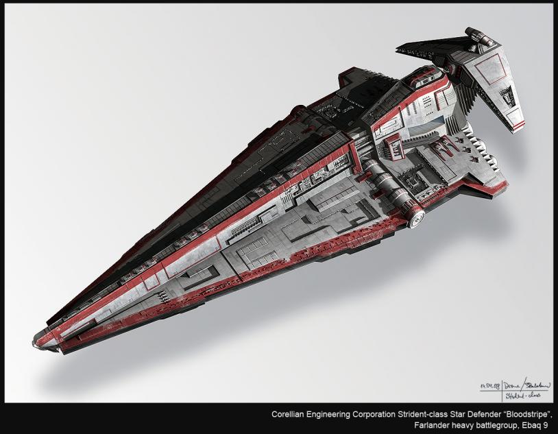 Strident-class Star Defender