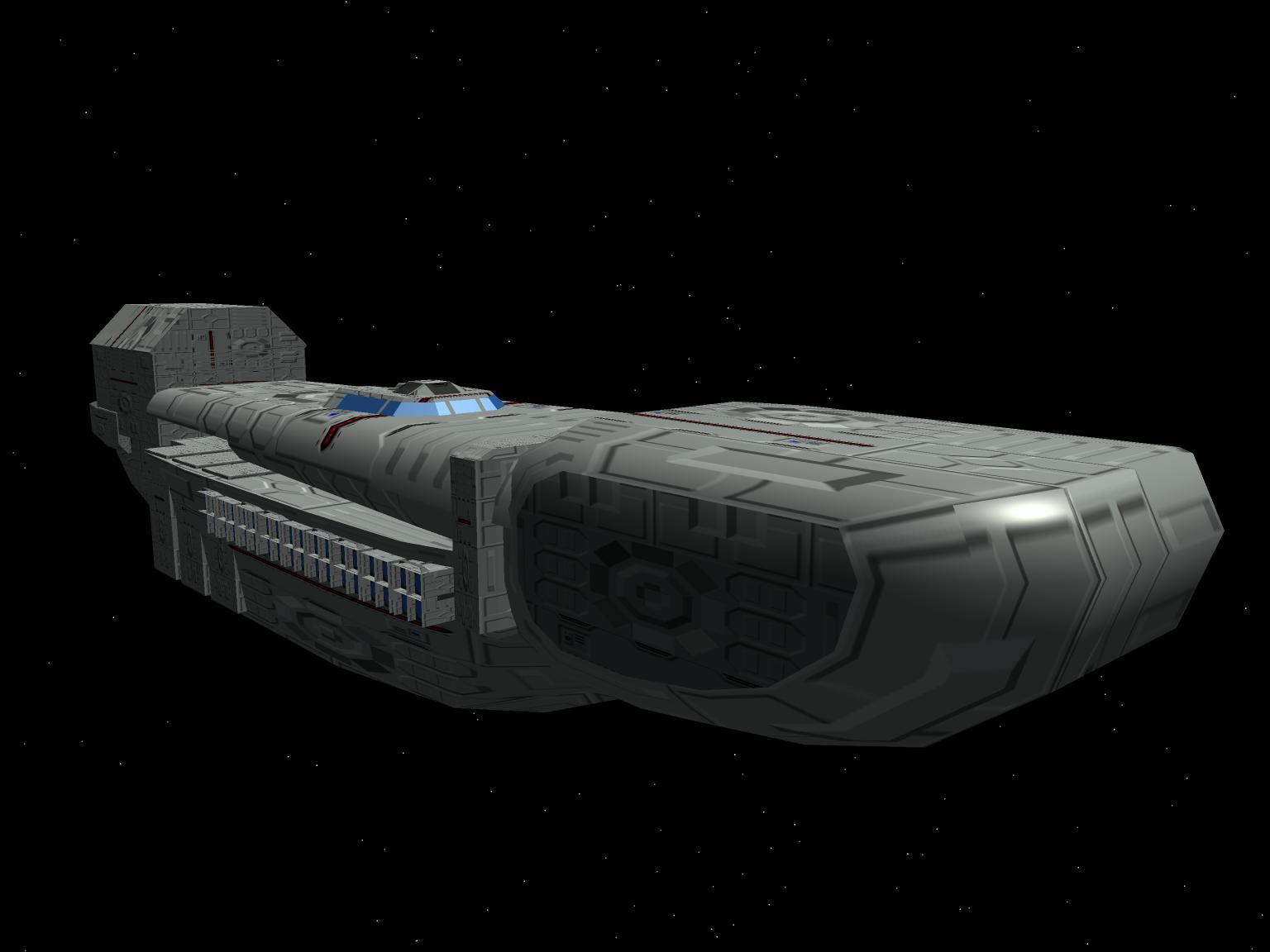 Kukri-class Cruiser